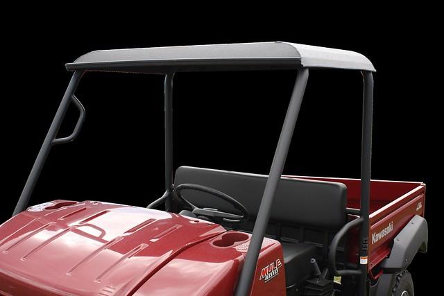 Kawasaki Mule F Front Skid Plate