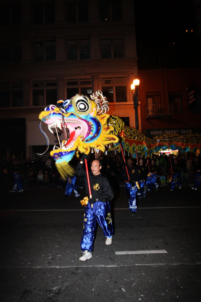 Dragon head chinese new year parade in san francisco for Chinese new years parade