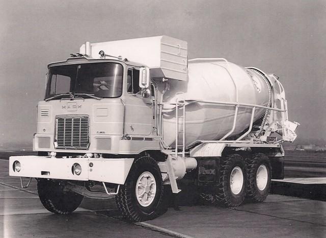 Concrete Trucks An Album On Flickr