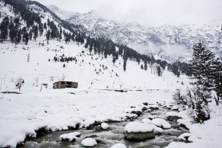 Kashmir 2012 | Winter in Sonamarg | by wazari