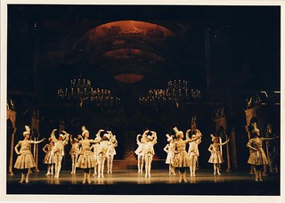 Members of The Royal Ballet in Raymonda Act III © Bill Cooper/ROH 2003 | by Royal Opera House Covent Garden