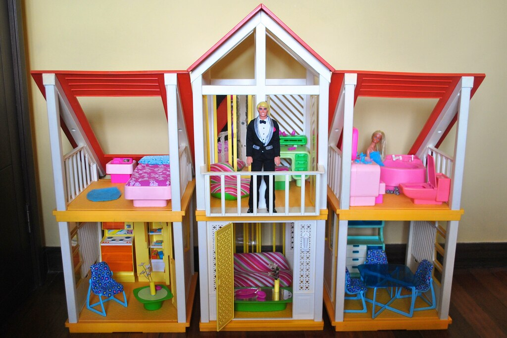 Barbie dream house project almost complete d jacob for House project online