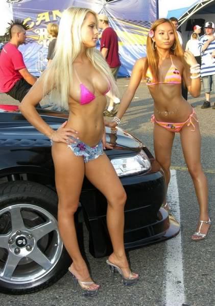 Mustang Car Girls 135iguy Flickr