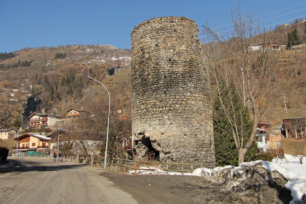 Tour de rochefort bourg saint maurice france tour de for Bourg st maurice piscine