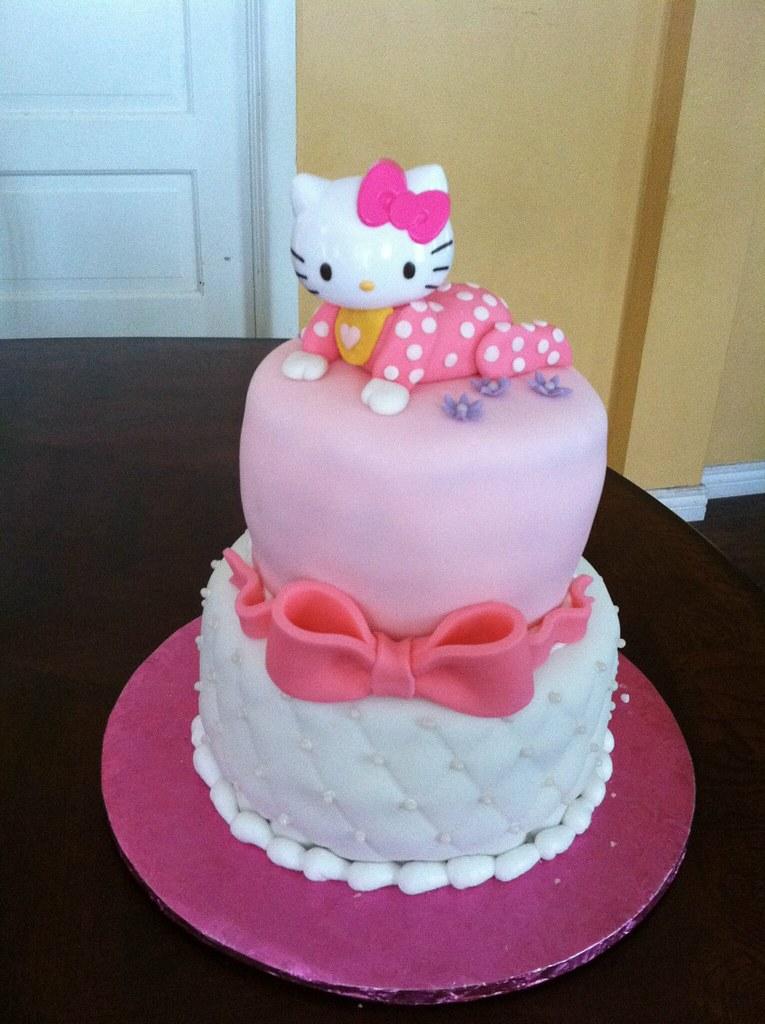 Hello Kitty Baby Shower Cake Part - 29: Hello Kitty Baby Shower Cake | Gaspar Rodriguez | Flickr