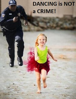 dancing is not a crime | by misanthrope68