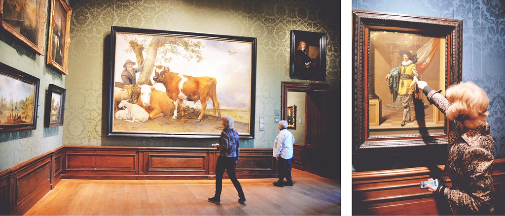 The Mauritshuis Museum in The Hague (The Netherlands) | via It's Travel O'Clock