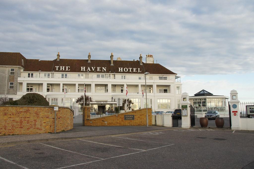 the haven hotel 161 banks road sandbanks poole dorset flickr. Black Bedroom Furniture Sets. Home Design Ideas