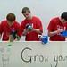 Volunteers get stuck in at RoolaBoola 2011