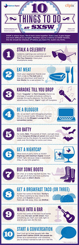 10 Things To Do at SXSW - Edelman Digital | by Edelman Inc