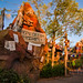 Expedition Everest Sunset (37 Second Exposure - 9 Stop ND Filter)