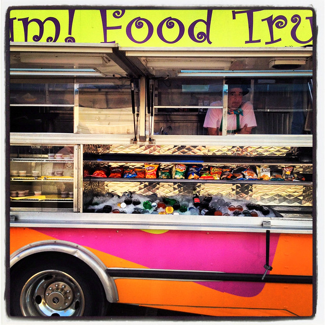 Yum yum food truck dallas texas design district margaret for Food truck design app