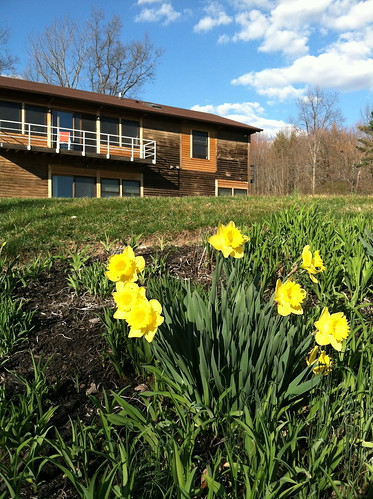 An early spring in Ithaca | by Saltonstall Foundation for the Arts