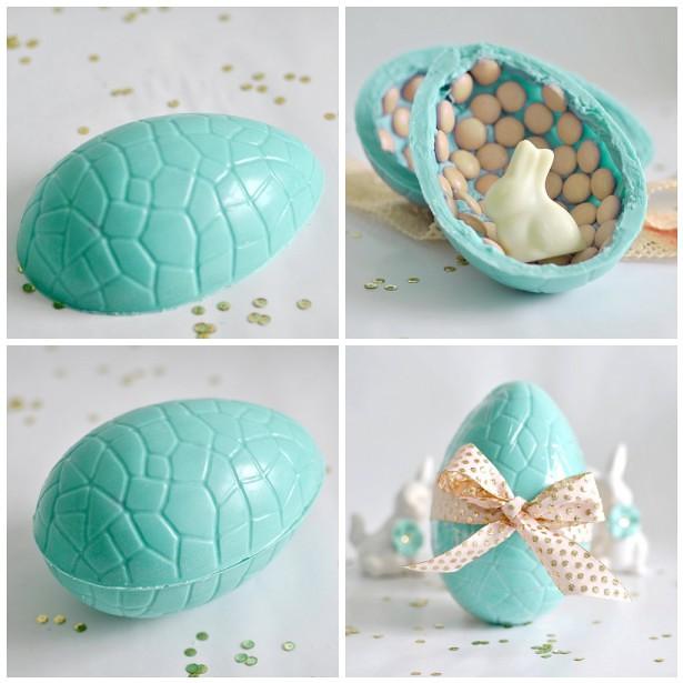 how to make chocolate eggs howtobasic