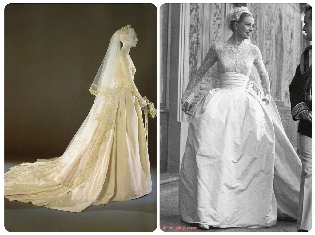 wedding dresses in colors