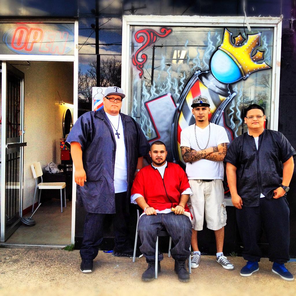 Elite Barbers Dallas Texas Barber Shop Singleton Boulevard