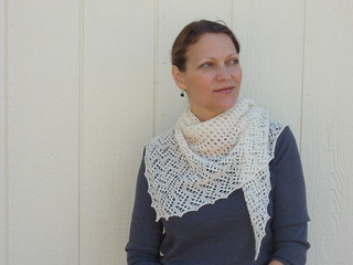 Easy as Pie shawl | by Cabled Sheep