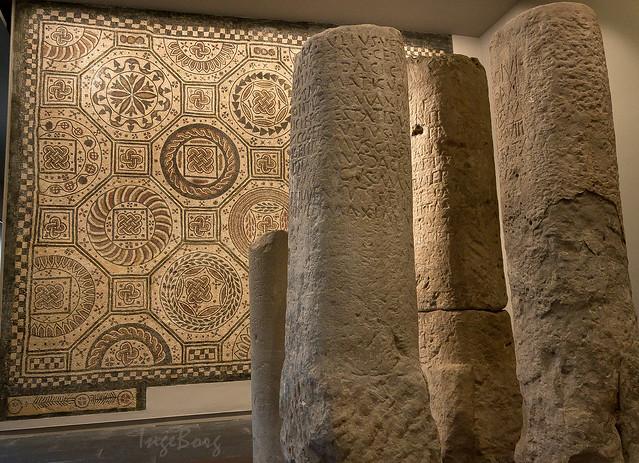 Navarra. Museo de Navarra. Restos romanos  Esta foto partic…  Flickr - Phot...
