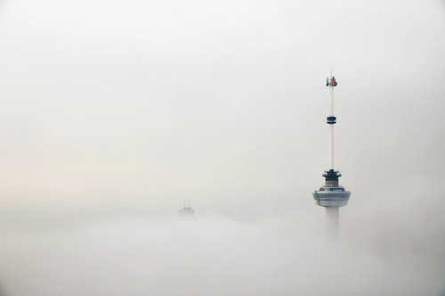 Euromast | by Kim van Dijk photography