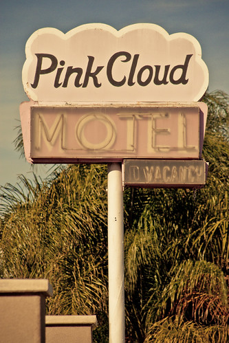 Pink Cloud Motel | by TooMuchFire