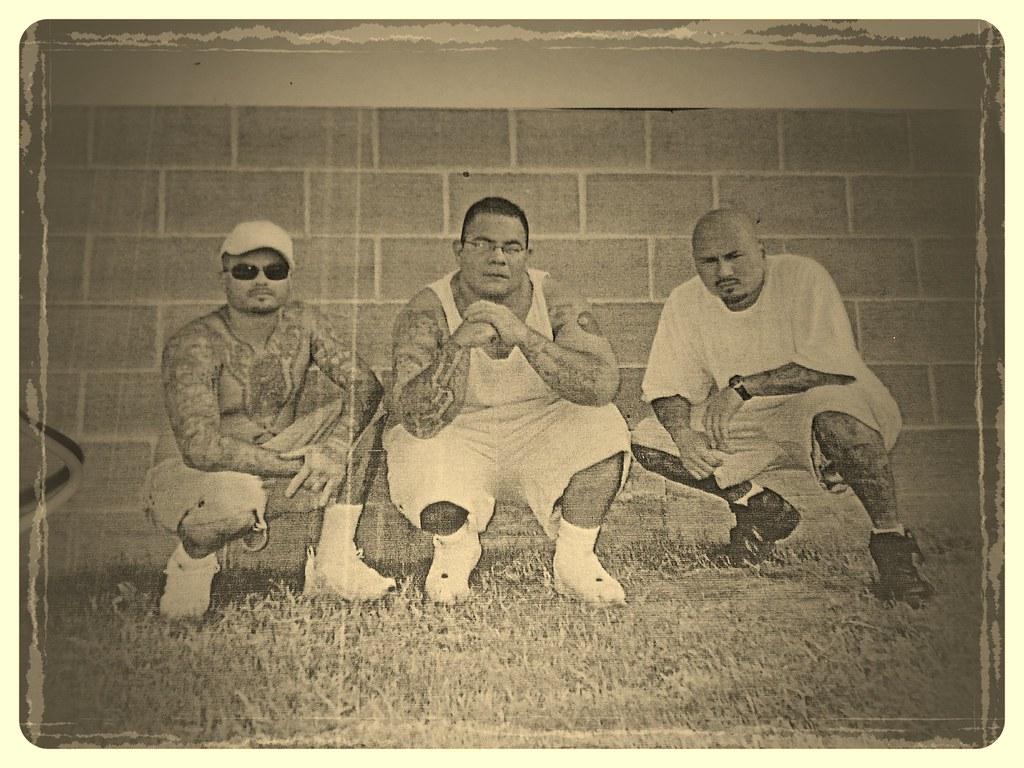 Chicano Azteca Trece Mobsters San Antonio Gangsters West S