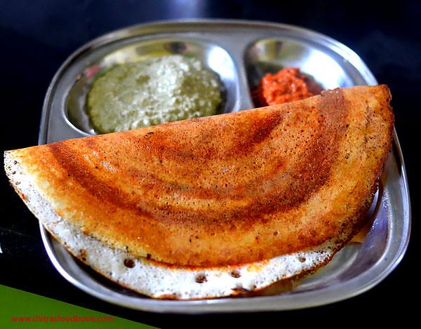 Karnataka masala dosa recipe