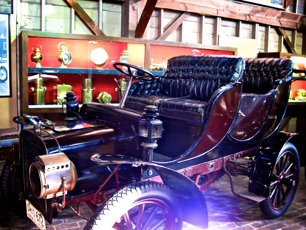1906 Cadillac 2 Door Touring Cadillac Motor Company