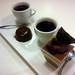 Kaffe og chokoladedesserter