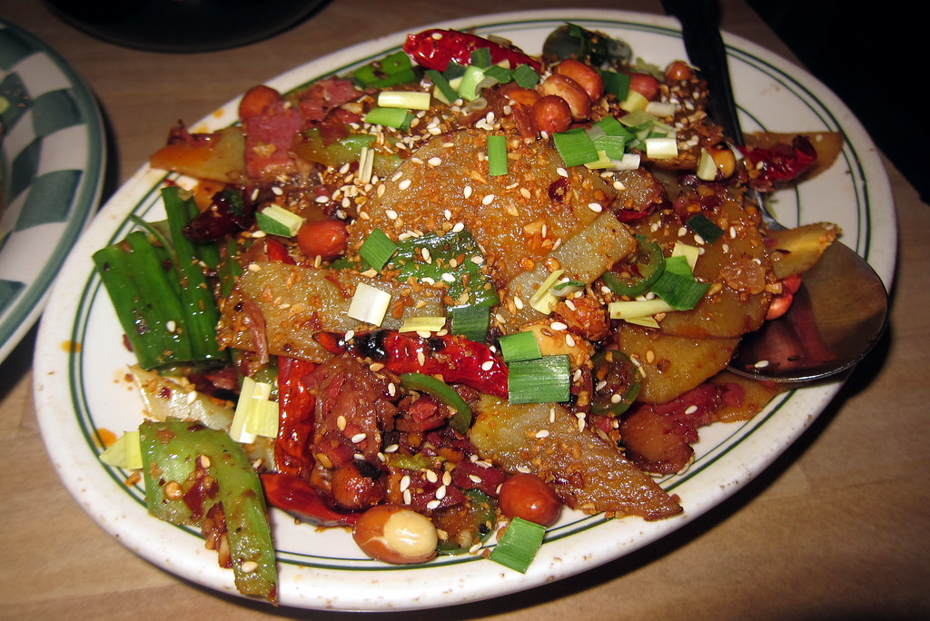 San francisco mission district mission chinese food k for Asian cuisine san francisco