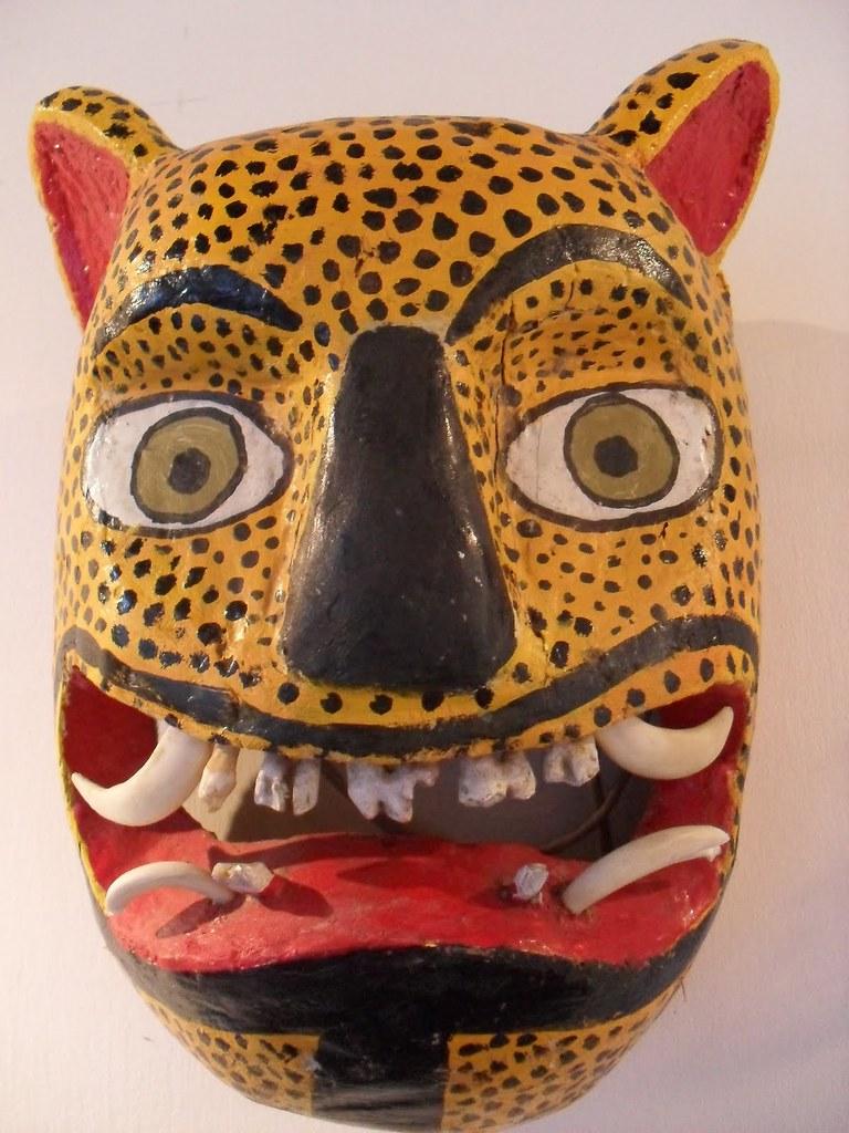 Free Mexican Masks Workshop 26th March 2012 6 30 Pm El