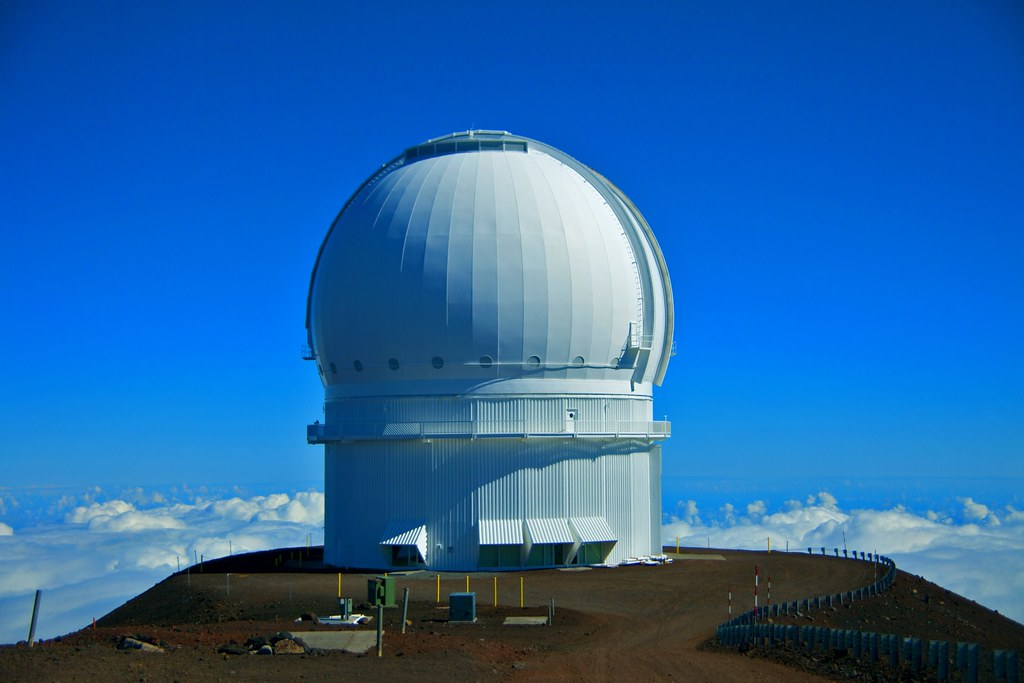 Big Island Telescope Tour