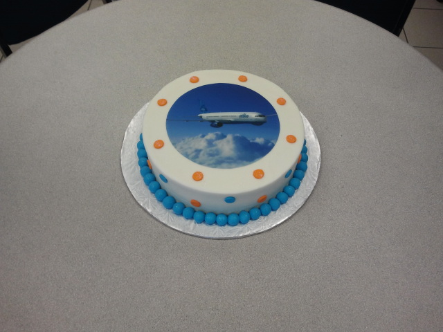 Birthday Cake Jetblue