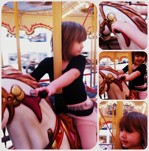 carousel | by Stephanie Precourt