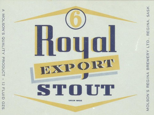 6 Royal Export Stout | by Thomas Fisher Rare Book Library, UofT