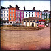 Colorful Row Houses :: Cobh, Ireland :: Éire Squared
