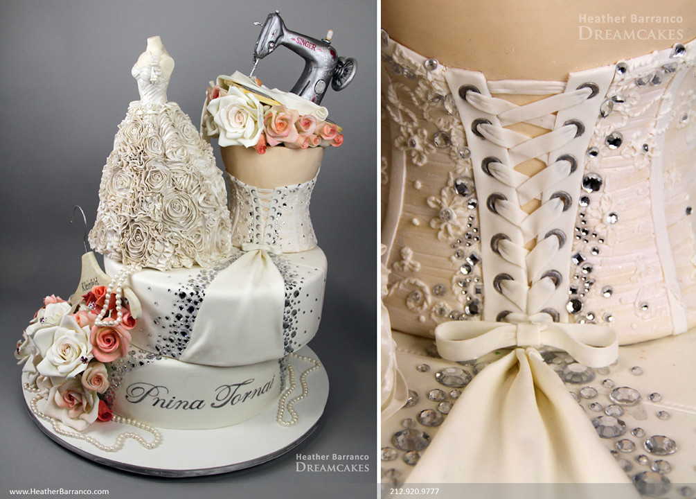 Pnina Tornai Birthday Cake Birthday Cake For Quot Say Yes To