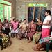 Women in a classroom