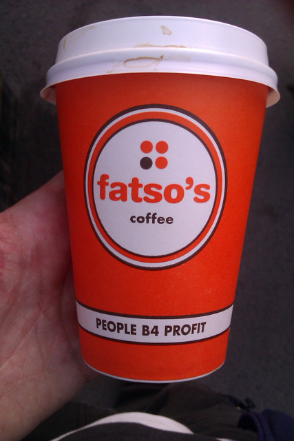 Fatso 39 S Coffee People B4 Profit Flickr Photo Sharing