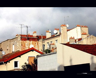 Urban roofs | by Yolanda Miel