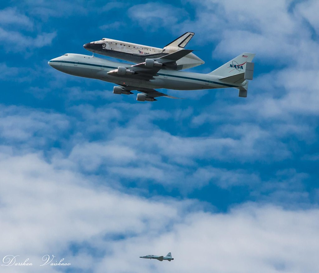 final space shuttle route - photo #28