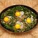 Eggs Baked over Wilted Spinach (4 of 6)