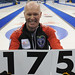 Glenn Howard of Team Ontario - 175th game at the Brier