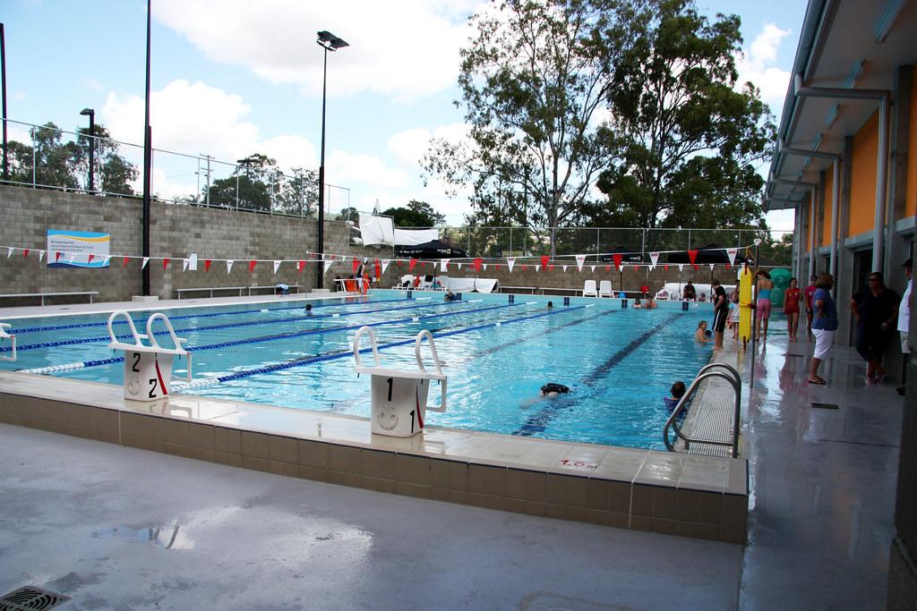 Mount gravatt east aquatic centre outdoor pool - Brisbane city council swimming pools ...