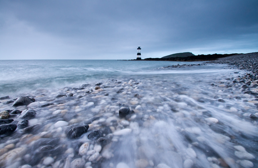 Ice Blue Wash' - Black Point, Anglesey | Must get up for so ...