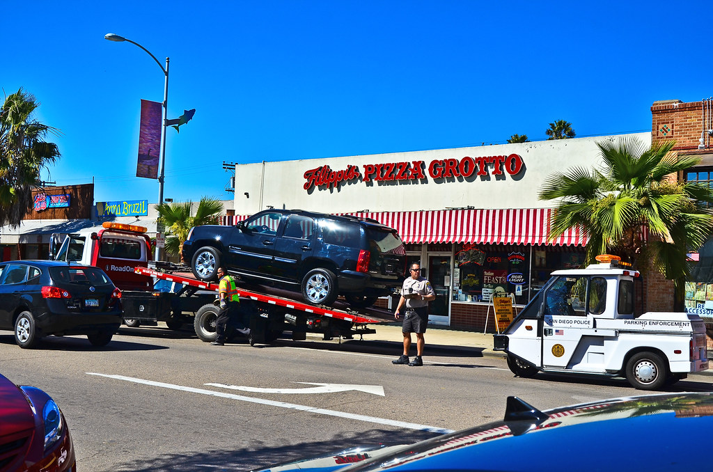 San Diego Police Report Car Accident