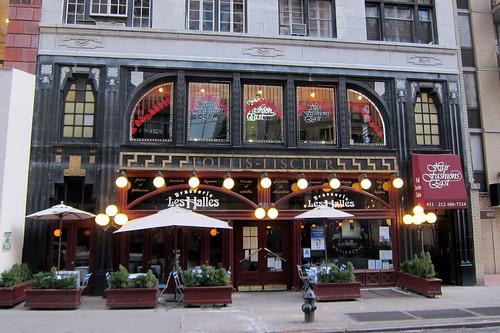 French Restaurant Ny Menu