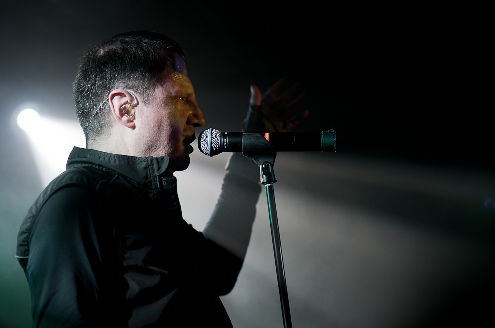 Jean Luc De Meyer Front 242 From The Great Show At