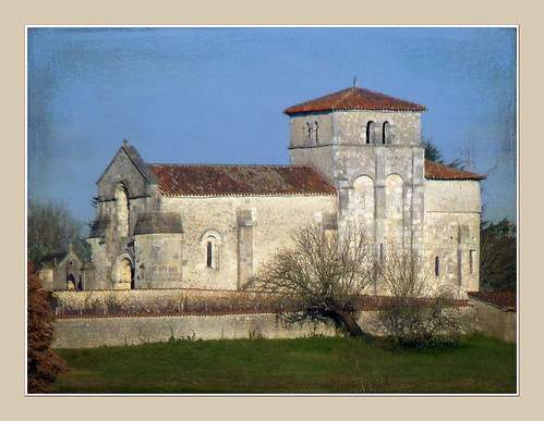 Eglise Saint-Cybard | by Mystycat =^..^=