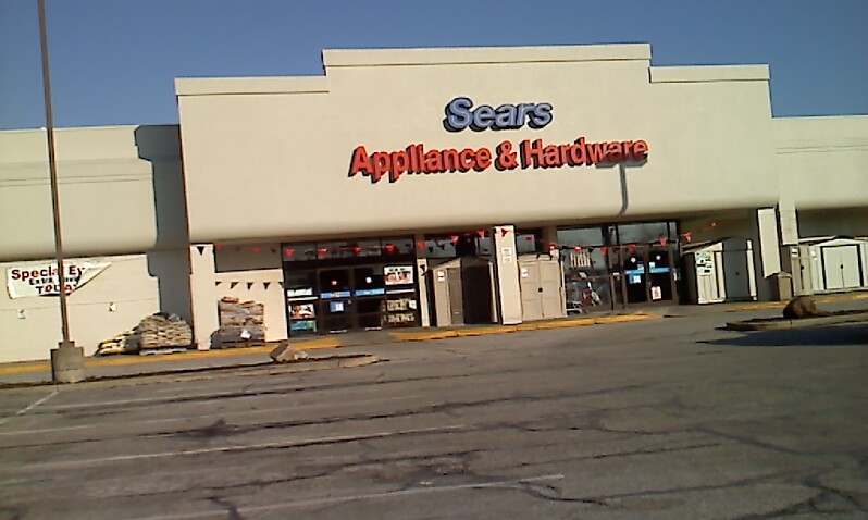 Sears Appliance And Hardware In Medina Ohio This Store
