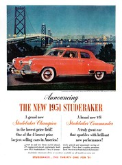 1951 Studebaker Commander (USA)